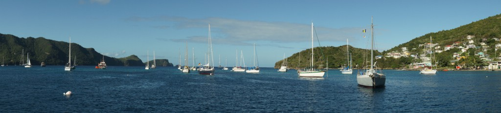 Admiral Bay, Bequia.